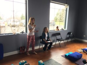 Spring Yoga and Acupuncture Event