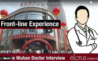 Video Interview with A Front Line TCM Doc in Wuhan